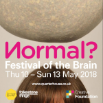 Normal? Festival of the brain