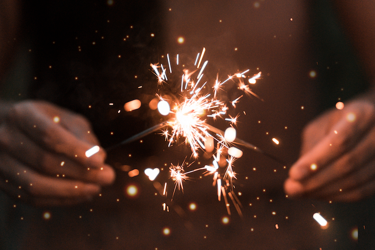 Spark - Photo by Ethan Hoover on Unsplash